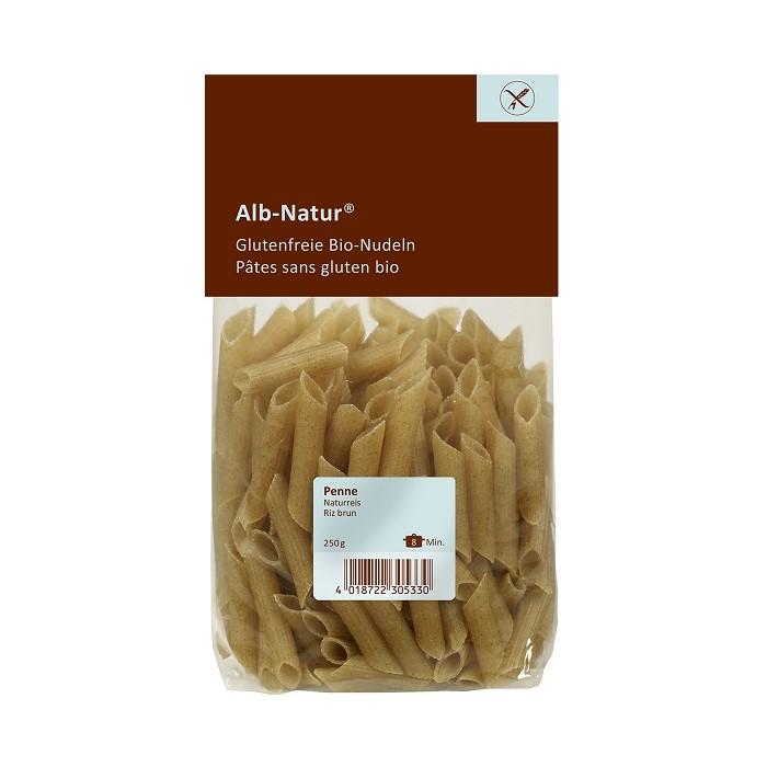 Gluten Free Pasta Rice Penne-ladybio organic food lebanon