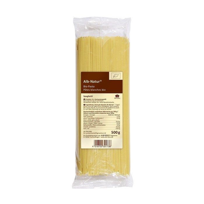 Pasta Spaghetti-ladybio organic food lebanon