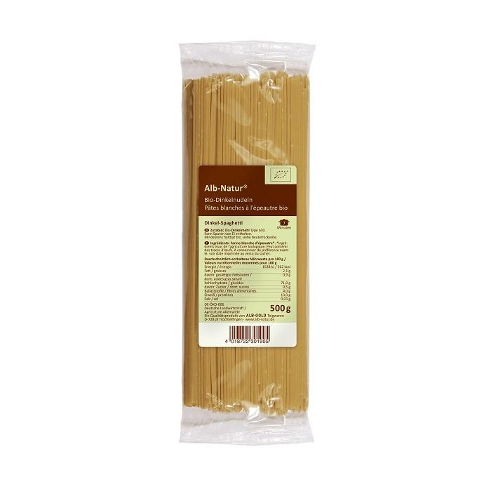 Pasta Spelt Spaghetti-ladybio organic food lebanon