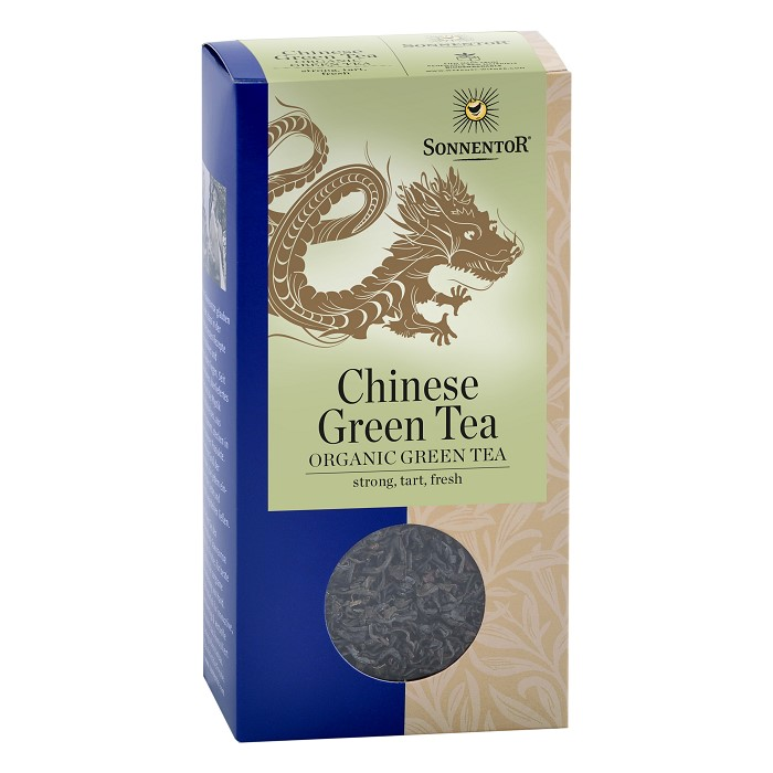 Chinese green tea loose-ladybio organic food lebanon