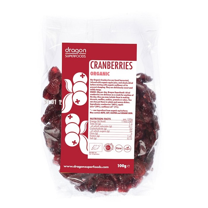 Cranberries-ladybio organic food lebanon