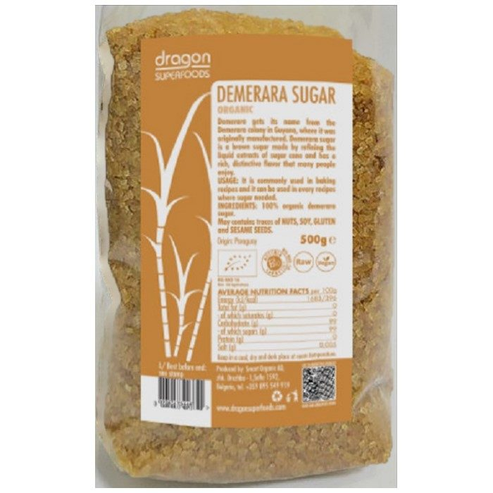 Demerara sugar-ladybio organic food lebanon