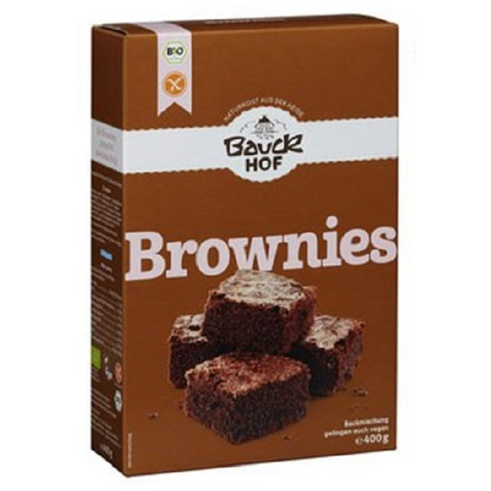 Gluten Free Brownies Backing Mix-ladybio organic food lebanon
