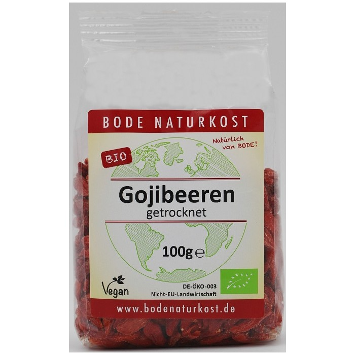 Goji Berries dried-ladybio organic food lebanon