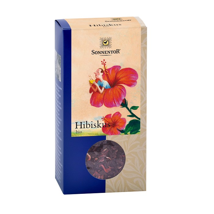 Hibiscus tea-ladybio organic food lebanon