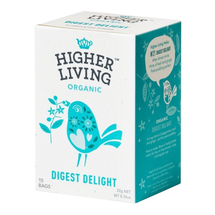 Infusion Tea Digest Delight-ladybio organic food lebanon