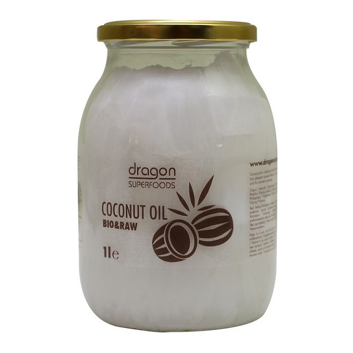 Raw Coconut oil 1l-ladybio organic food lebanon