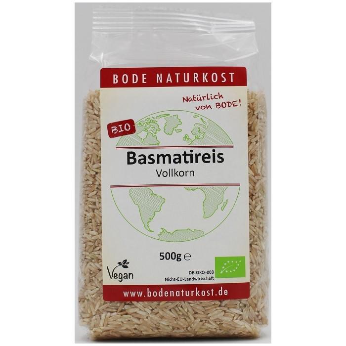 Rice Basmati whole grain-ladybio organic food lebanon