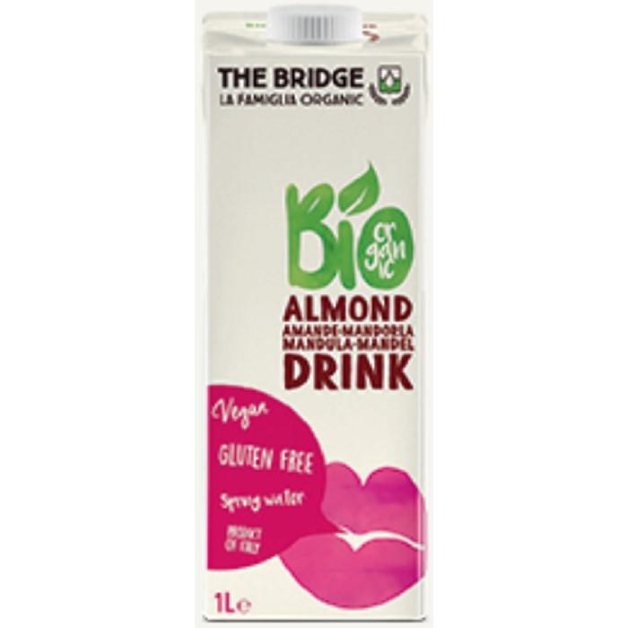 Almond Drink - ladybio organic food lebanon