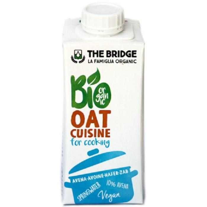 Oat Cuisine for cooking - ladybio organic food lebanon