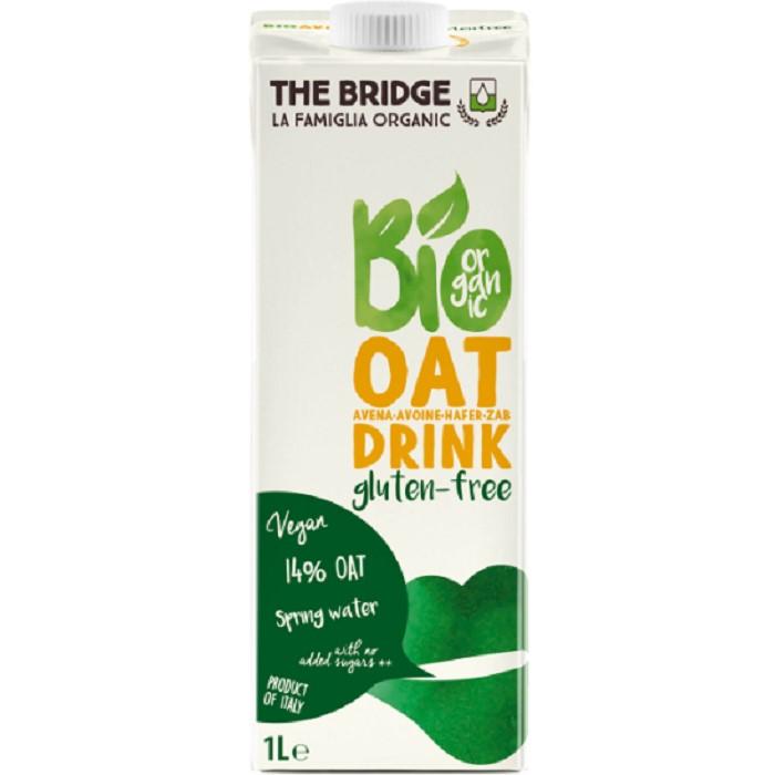 Oat Drink Gluten free - ladybio organic food lebanon