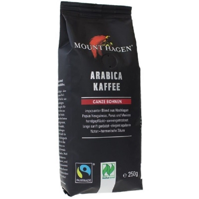 Arabica Coffee Ground - Ladybio organic food lebanon