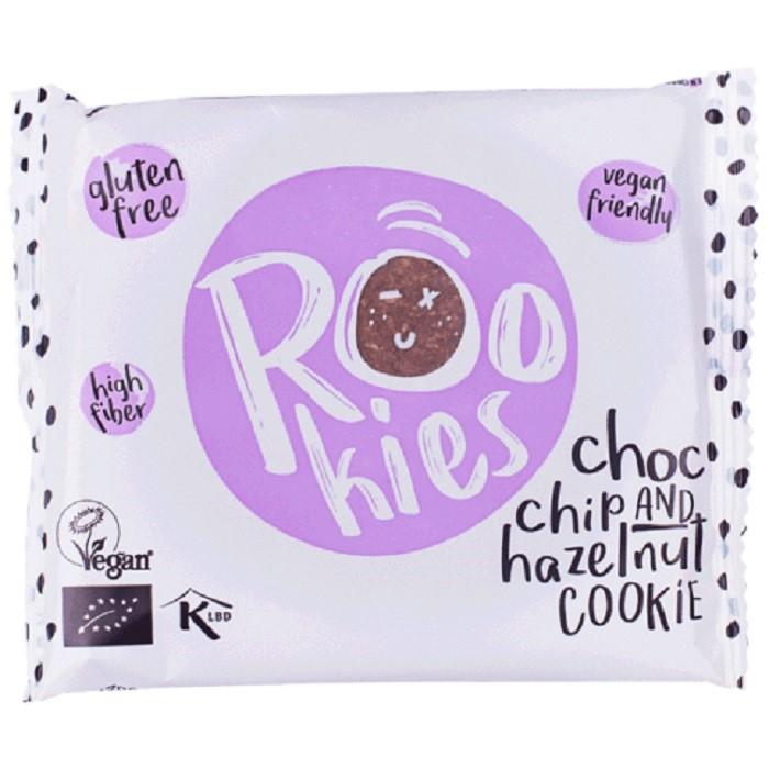Rookies choc chip hazelnut-ladybio organic food lebanon