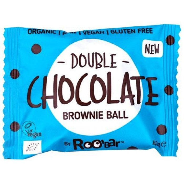 brownie ball double chocolate-ladybio organic food lebanon