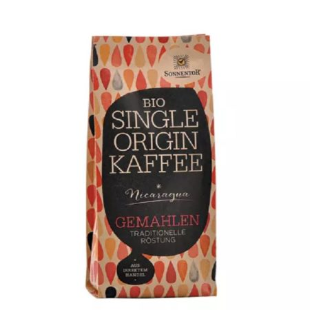 Single origin coffee Nicaragua ground - ladybio organic food lebanon